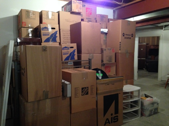 Our Lives in Boxes
