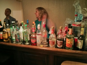 Stock the Orand Bar