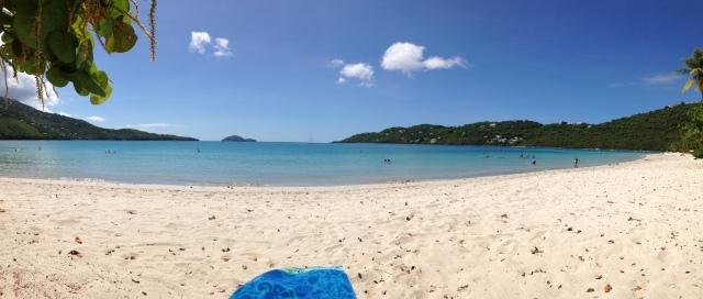 Magen's Bay Beach