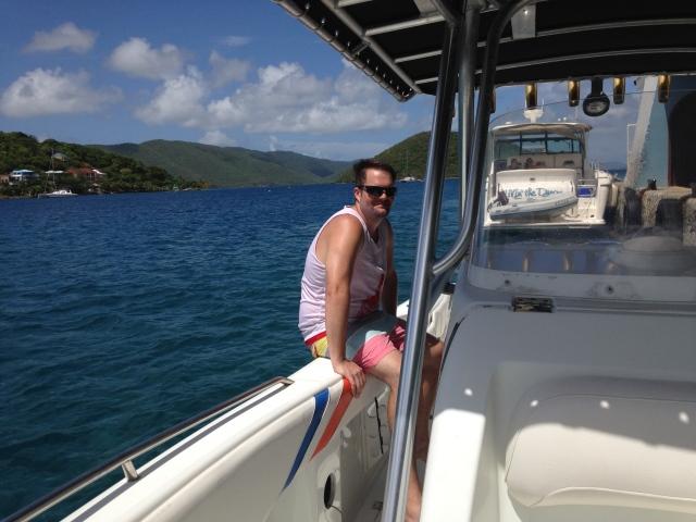 Dan likes boats