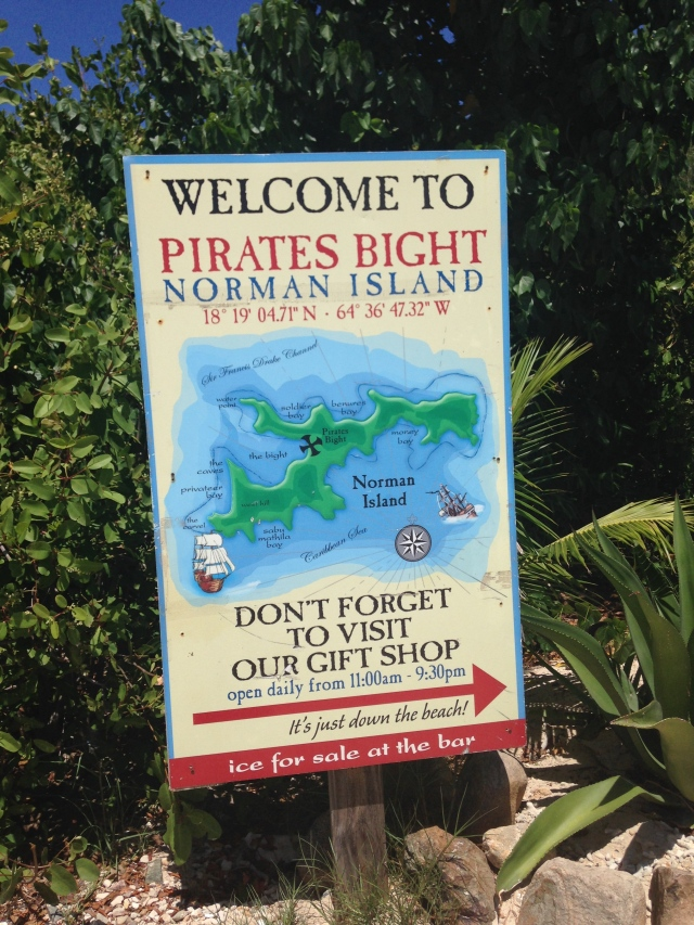 Pirate's Bight for lunch