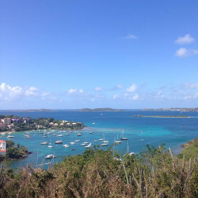Cruz Bay, St. John